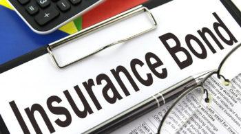 Guarantee insurance bond 1